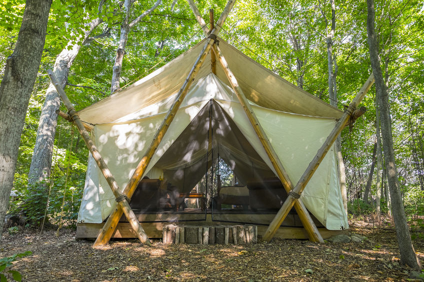 New York State's Best Glamping Grounds | HoytLivery com